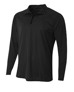 Adult Daily Polyester 1/4 Zip-A4