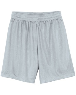 "Mens 7"" Inseam Lined Micro Mesh Shorts-"