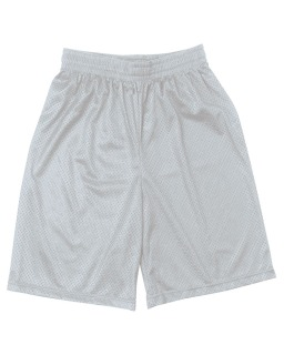 "Adult 11"" Inseam Tricot Mesh Short-"
