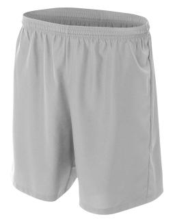 Mens Woven Soccer Shorts-A4