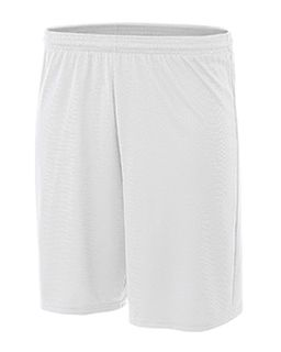 "Mens 7"" Power Mesh Practice Short-"