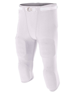 Mens Flyless Football Pant-