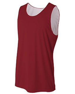 Youth Performance Jump Reversible Basketball Jersey-A4