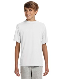 Youth Cooling Performance T-Shirt-A4