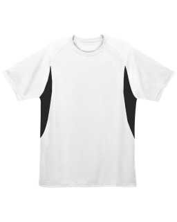 Youth Cooling Performance Color Blocked T-Shirt-