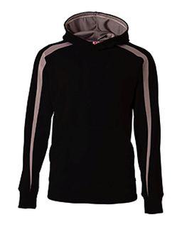Youth Spartan Fleece Hooded Sweatshirt-