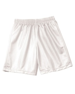 Youth Six Inch Inseam Mesh Short-