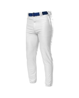 Youth Pro Style Elastic Bottom Baseball Pants-