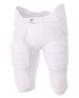 Youth Flyless Integrated Football Pants-A4