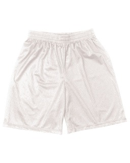 "Adult 9"" Inseam Utility Mesh Short-A4"