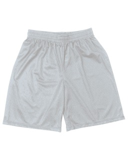 "Adult 9"" Inseam Utility Mesh Short-"