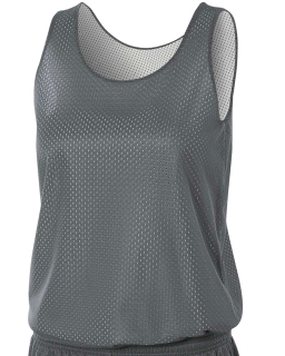 Ladies Reversible Mesh Tank Top-