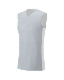 Ladies Reversible Moisture Management Muscle Shirt