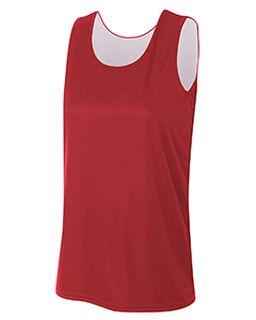 Ladies Performance Jump Reversible Basketball Jersey-