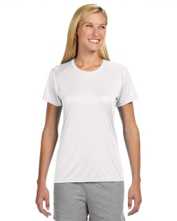 Ladies Short-Sleeve Cooling Performance Crew