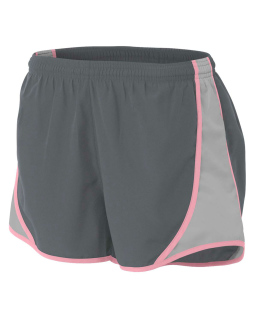 "Ladies 3"" Speed Shorts-"