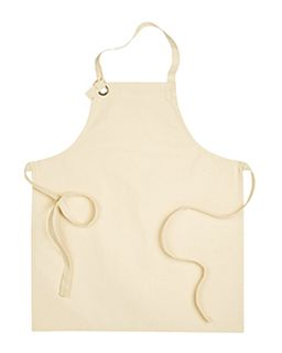 Unisex Calibre Heavy Cotton Canvas Bib Apron-Artisan Collection by Reprime