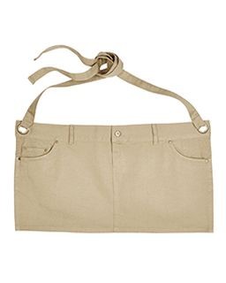 Unisex Cotton Chino Waist Apron-