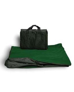 Fleece/Nylon Picnic Blanket-Alpine Fleece