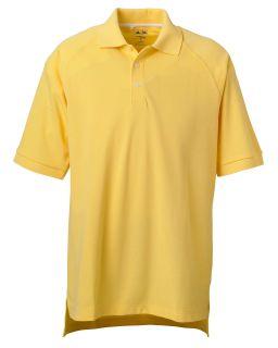 Mens Climalite Tour Pique Short-Sleeve Polo-adidas Golf
