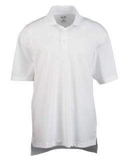 Mens Climalite Short-Sleeve Pique Polo-adidas Golf