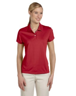 Ladies Climalite Short-Sleeve Pique Polo-
