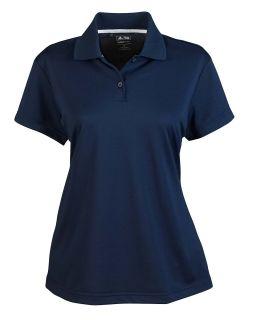 Ladies Climalite Short-Sleeve Pique Polo-adidas Golf