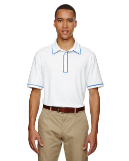 Mens Puremotion® Piped Polo