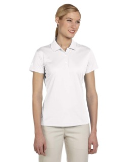 Ladies Climalite Basic Short-Sleeve Polo-adidas Golf