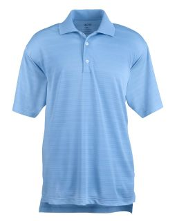 Mens Climalite Textured Short-Sleeve Polo-adidas Golf