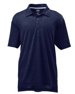Mens Climalite Heather Polo-adidas Golf