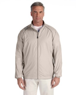 Mens 3-Stripes Full-Zip Jacket-adidas Golf
