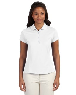 Ladies Climalite Texture Solid Polo-