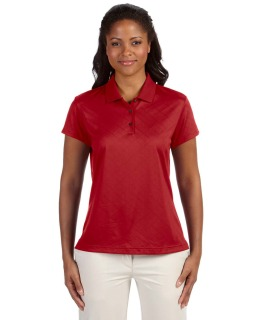 Ladies Climacool® Diagonal Textured Polo-adidas Golf