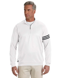 Mens Climalite 3-Stripes Pullover-adidas Golf