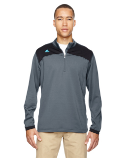 Mens Climawarm™+ Half-Zip Pullover-adidas Golf