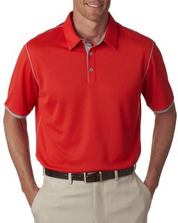Mens Climacool Mesh Color Hit Polo-adidas Golf