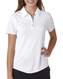 Ladies Climacool Mesh Color Hit Polo-adidas Golf