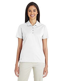 Ladies Micro Stripe Polo-adidas Golf