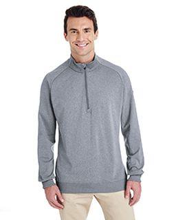 Mens Quarter-Zip Club Pullover-adidas Golf