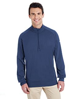 Mens Quarter-Zip Club Pullover-