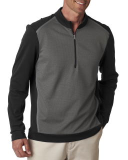 Mens Half-Zip Training Top-adidas Golf
