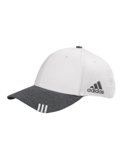Collegiate Heather Front-Hit Cap-adidas Golf