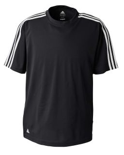 Mens Climalite 3-Stripes T-Shirt-adidas Golf
