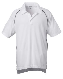 Mens Climalite® Piped Colorblock Polo