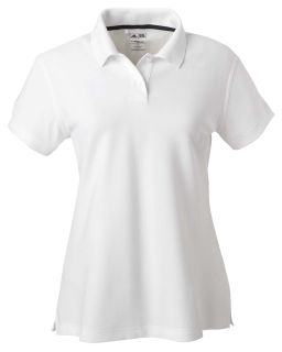 Ladies Climalite Tour Pique Short-Sleeve Polo-adidas Golf