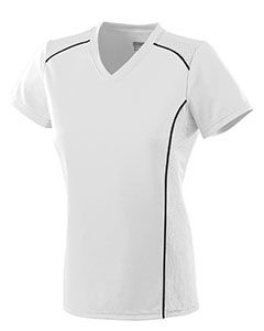 Girls Wicking Polyester Short-Sleeve T-Shirt-