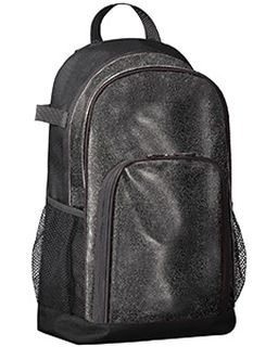 All Out Glitter Baseball Backpack-