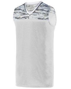 Adult Mod Camo Game Jersey-Augusta Sportswear