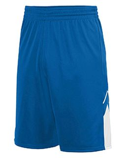 Unisex Alley Oop Reversible Short-
